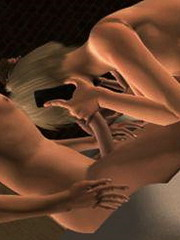 3d incest comics  mom makes her son moan with pleasure